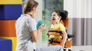 Обучение и игра должны сочетаться в реабилитации детей с ДЦП