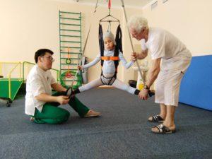 Эластичная тяга позволяет постепенно развивать мышцы