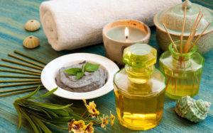 Ароматические масла способствуют оздоровлению организма