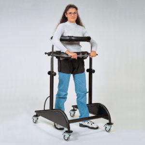 Ходунки с опорой на локти и поддержкой помогут встать на ноги при сложнейших заболеваниях
