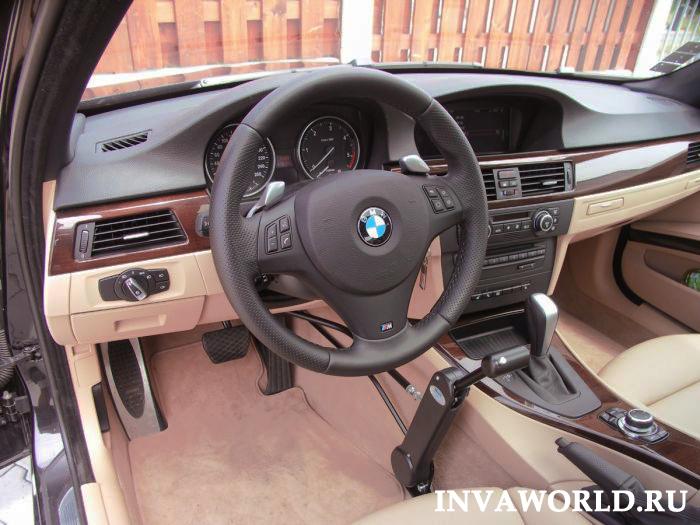 Ручное управление на автомобиль: нюансы установки и оформления