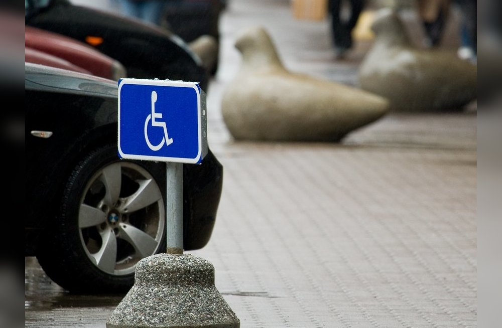 Правила бесплатной парковки для инвалидов