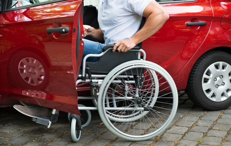 авто для инвалида