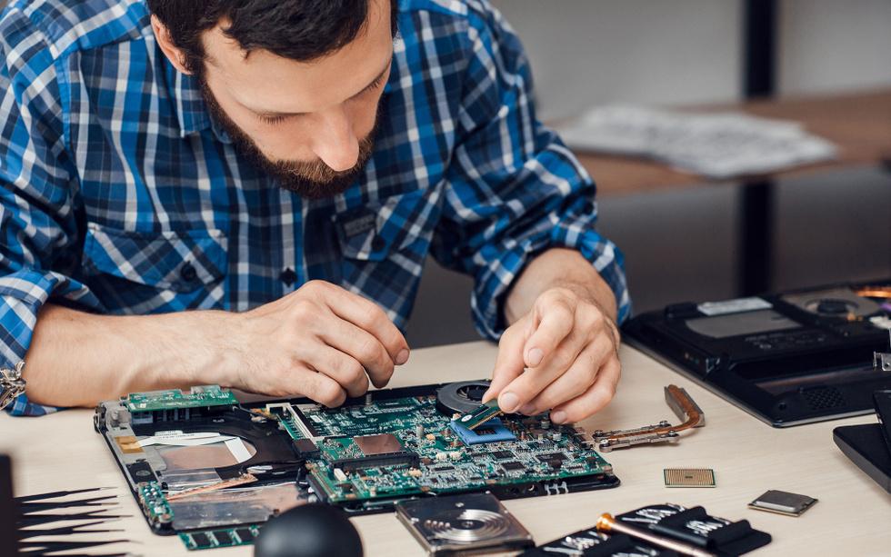 А в перспективе можно что-то ремонтировать и модернизировать и продавать – почему бы нет?