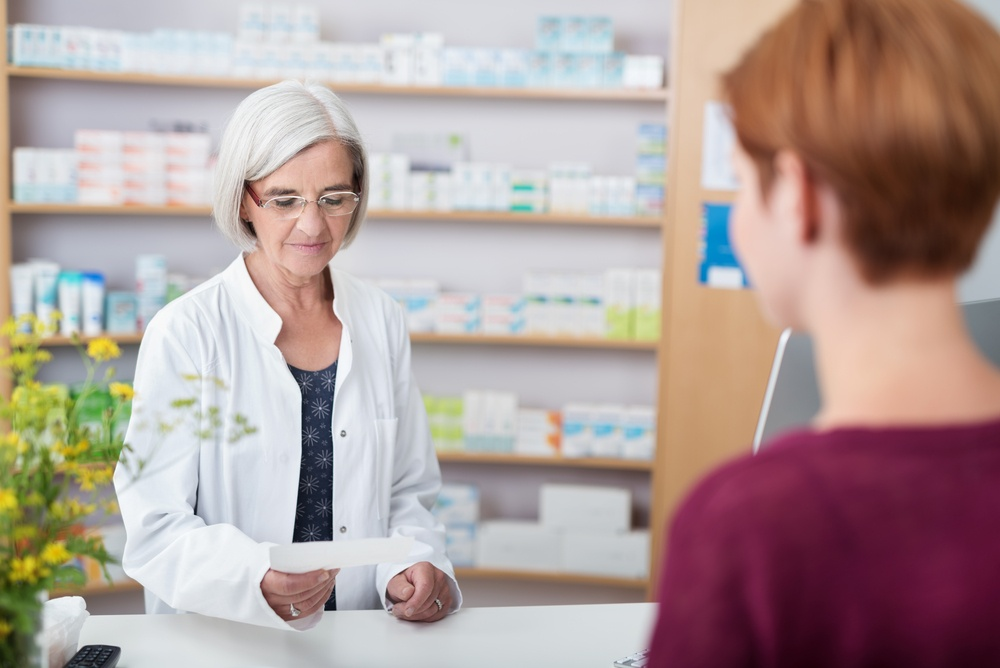 Лекарство можно получить только при наличии документа, удостоверяющего личность