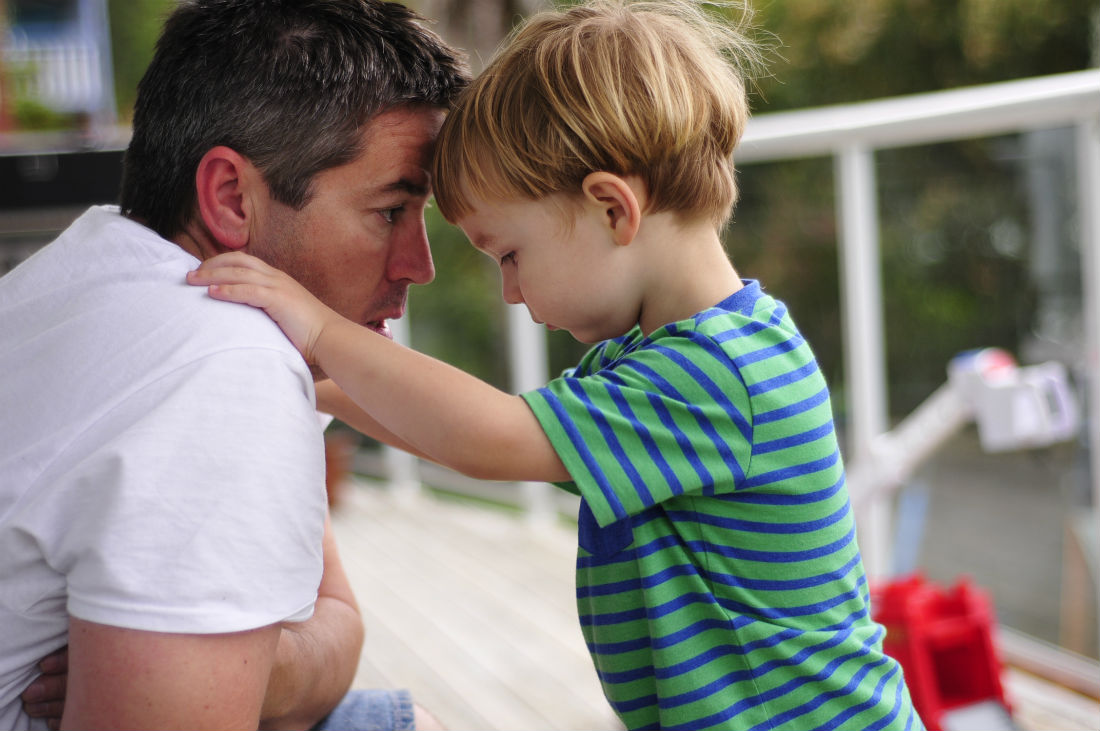 Есть наблюдение, что такие дети чаще всего рождаются от отцов в пожилом возрасте, от сорока и старше лет