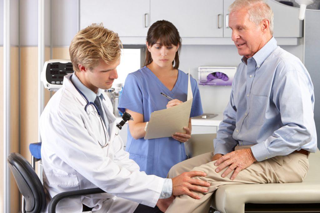 Еще несколько дней поделаете физиотерапевтические процедуры, лечебную гимнастику – и можно выходить на работу