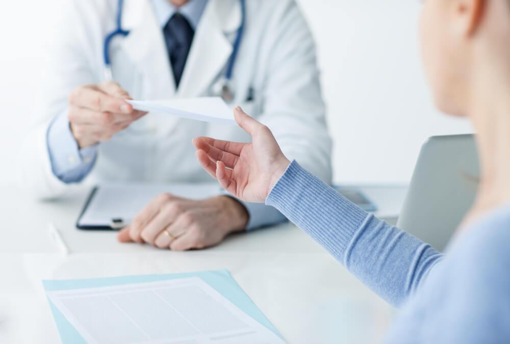 Вам необходимо получить официальный отказ врачебной комиссии в направлении на МСЭ