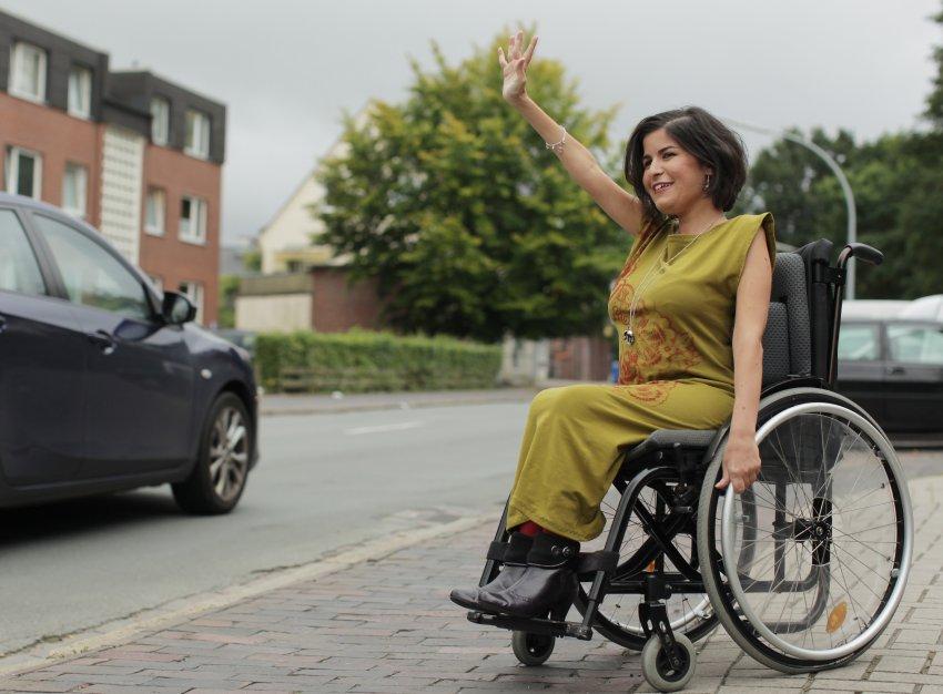 Наконец утвержден статус инвалидов – колясочников: пешеходы