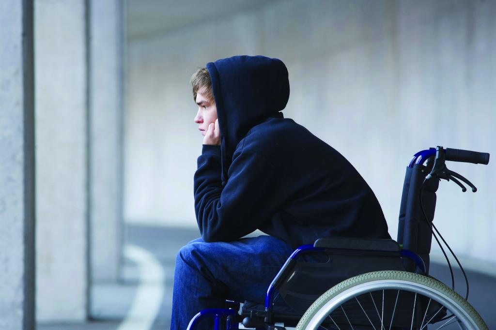 Секс для инвалида: почему все так непросто