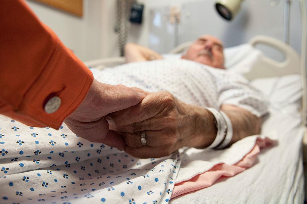 Для неизлечимых больных услуги будут оказываться намного быстрее