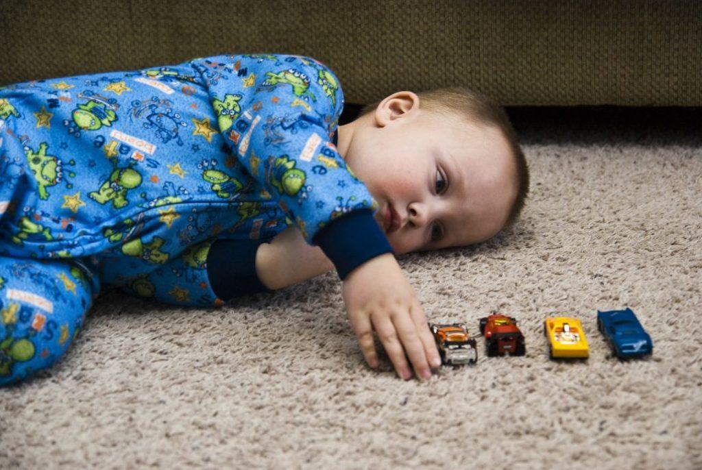 Ребенок 2 года не прошел тест: теперь к психиатру