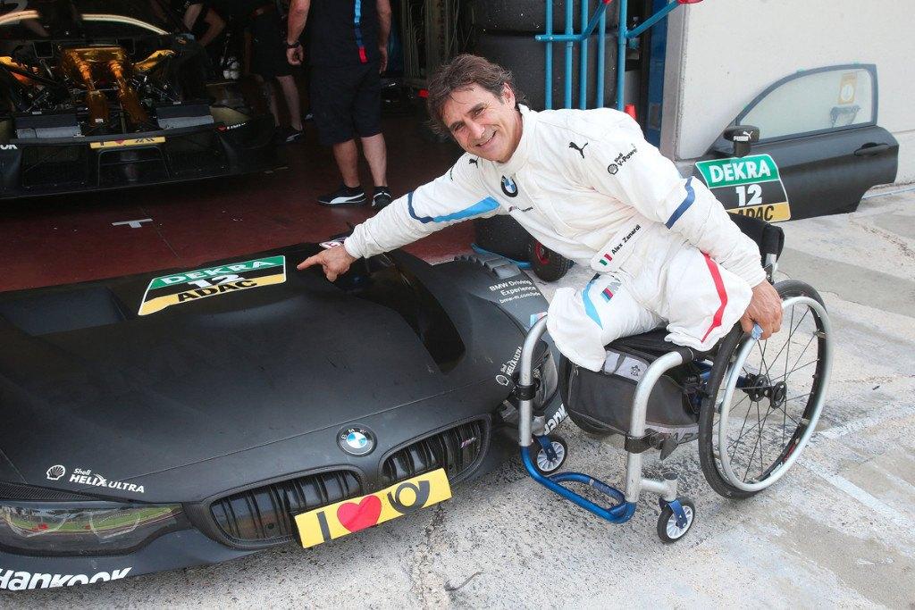 Гонщик без обеих ног показал класс в автомарафоне