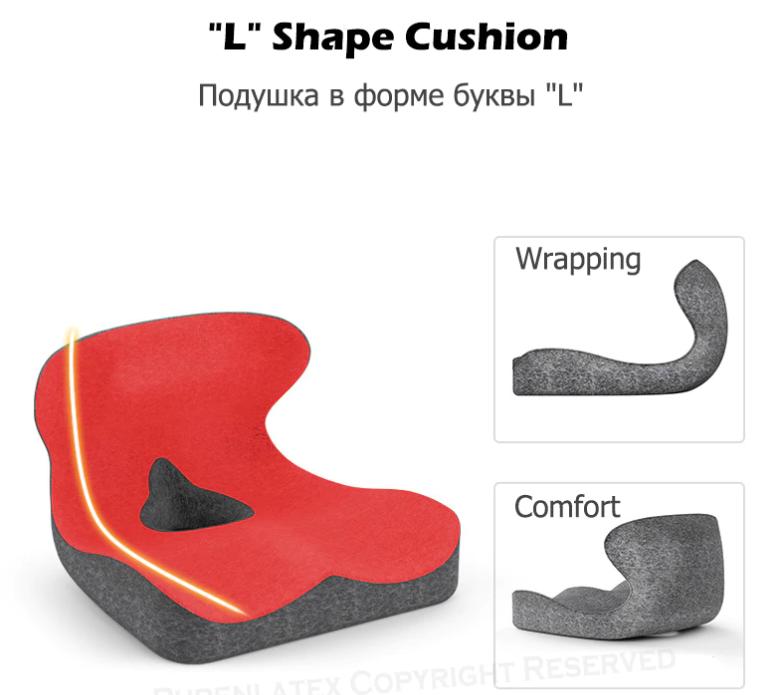 Подушки для сидения от Алиэкспресс: деликатное решение