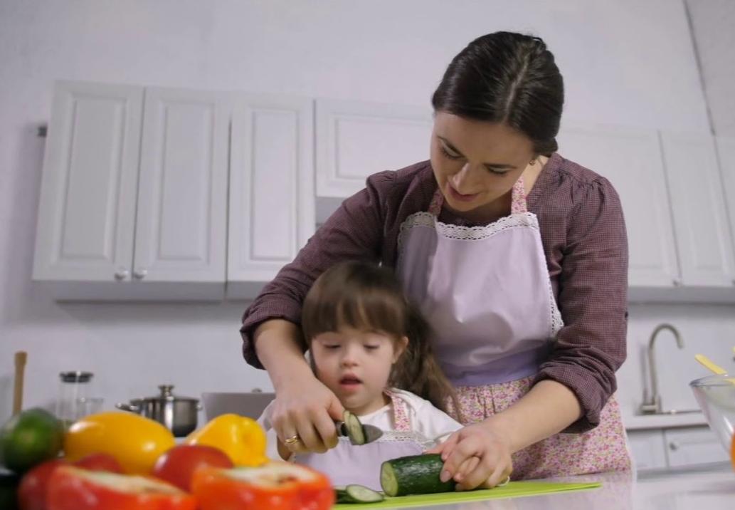 Кулинария для особенных детей: бесплатная книжка