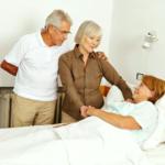 Новый порядок посещения пациентов в больнице