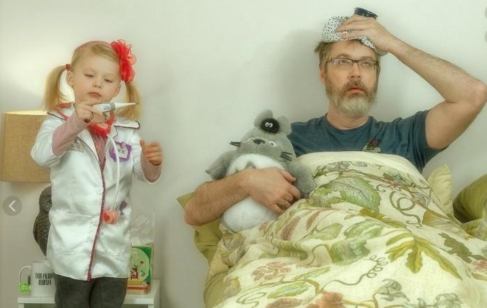Изменения: больничный на время карантина в детском саду