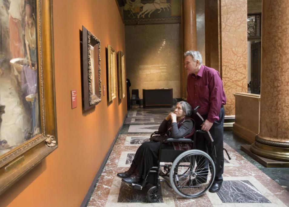 Бесплатные музеи и книги для инвалидов